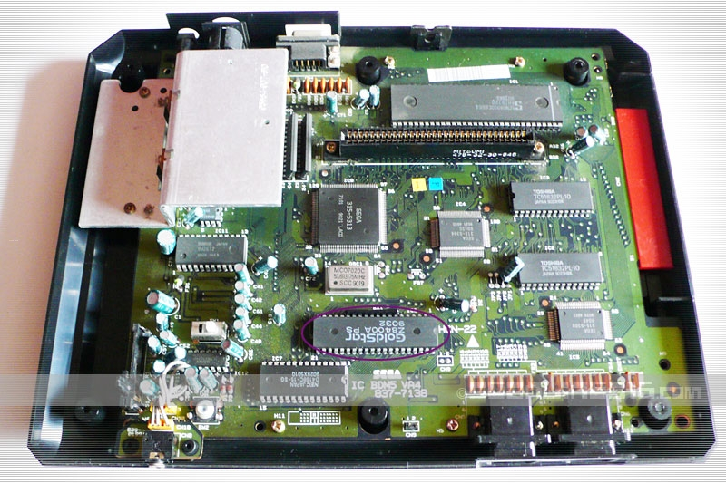 Super Gam*boy Motherboard