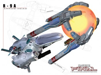 R-Type_Final_R-9A_Arrowhead